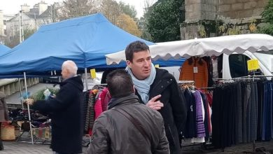 Photo de Marché de Redon