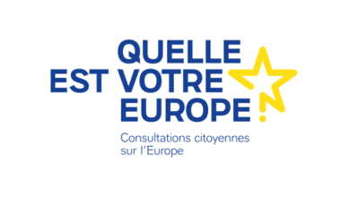 Photo de Consultations citoyennes sur l'Europe