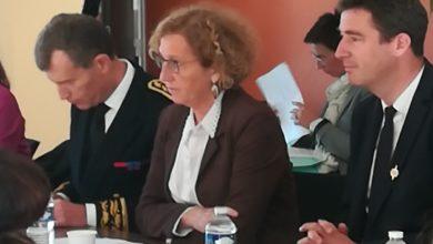 Photo de Visite de Muriel pénicaud, Ministre du Travail en Ille-et-Vilaine