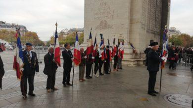 Photo de Transmission de mémoire d'anciens combattants aux jeunes élèves