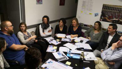 Photo de Rencontre avec des personnels soignants dans le cadre du projet de loi « Ma Santé 2022 »