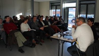 Photo de Présentation du Projet Educatif Local de Redon