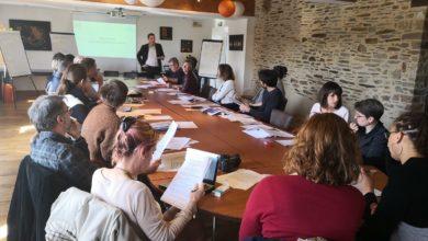 Photo de Rencontre avec les directeurs/enseignants des écoles de la circonscription concernant la loi « Ecole de la Confiance »