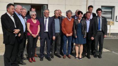 Photo de Lancement de l'Association Alliance Intermétropolitaine Loire Bretagne