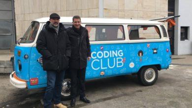 Photo de Ouest-France : Une semaine pour rendre le code informatique accessible
