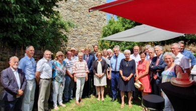 Photo de Visite de Marc Fesneau, Ministre chargé des Relations avec le Parlement
