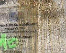 Photo de TRIBUNE : les députés bretons de la majorité dénoncent les dégradations des permanences