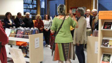 Photo de Inauguration du Réseau des bibliothèques de Bretagne Porte de Loire Communauté