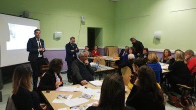 Photo de Visite de Adrien Taquet, Secrétaire d'Etat chargé de la protection de l'enfance