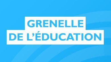 Photo de Inscription Grenelle local de l'éducation – 10 décembre 2020