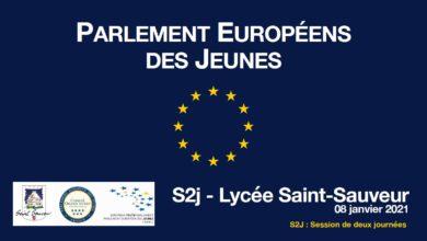 Photo de Parlement Européen des Jeunes – Session de Janvier 2021 au Lycée Saint Sauveur de Redon